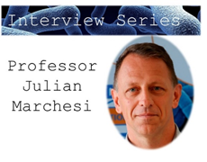 Our Interview with Prof Julian Marchesi